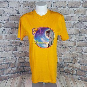 Vtg 1982 ET Extra-Terrestrial Tshirt Size Medium